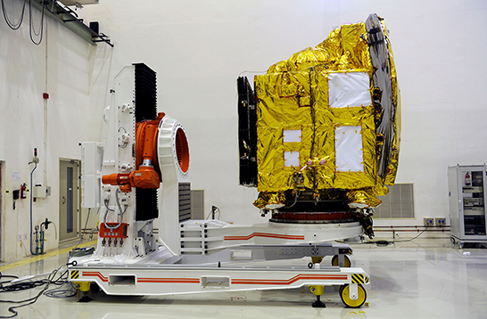 Images from the spacecraft