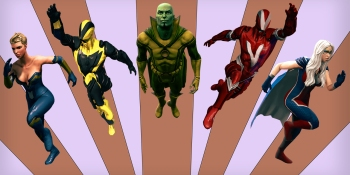 Unleash the spandex: Saints Row IV gets superhero outfit add-on pack