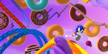 Sonic Lost World is fun and pretty — but it's also cruel and merciless (review)