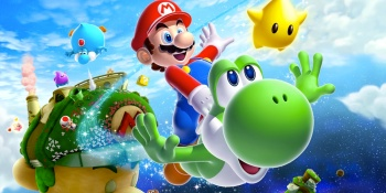 The origins and secrets of the Super Mario Galaxy games