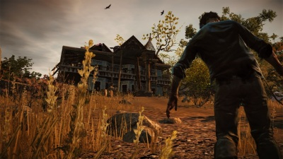 10 zombie games where the undead are the least of your