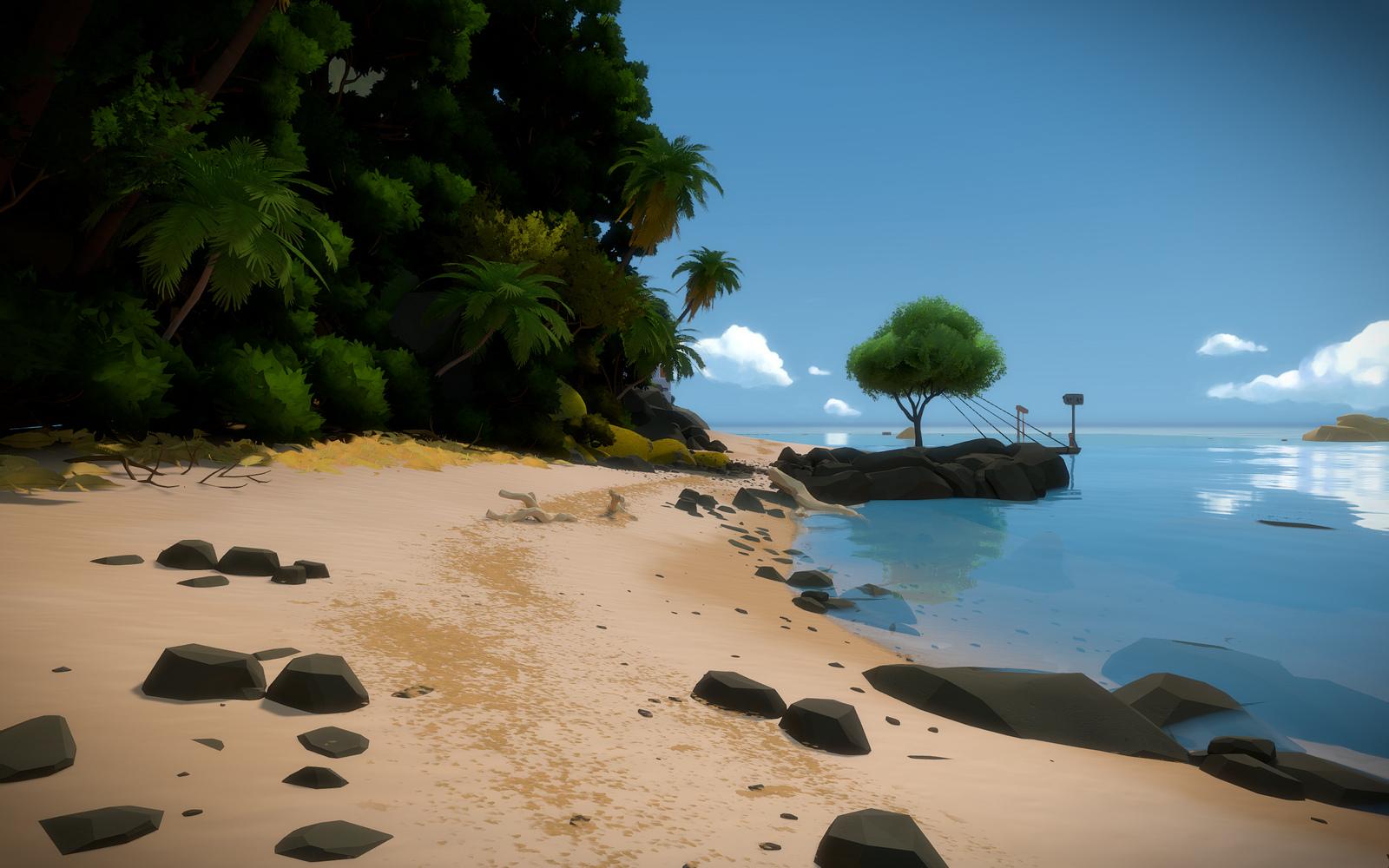It's a big, beautiful, frustrating island.