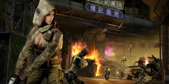 Crytek overhauls Warface online shooter with female characters (interview)