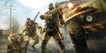Mail.ru Group acquires Warface publishing rights for North America and Europe