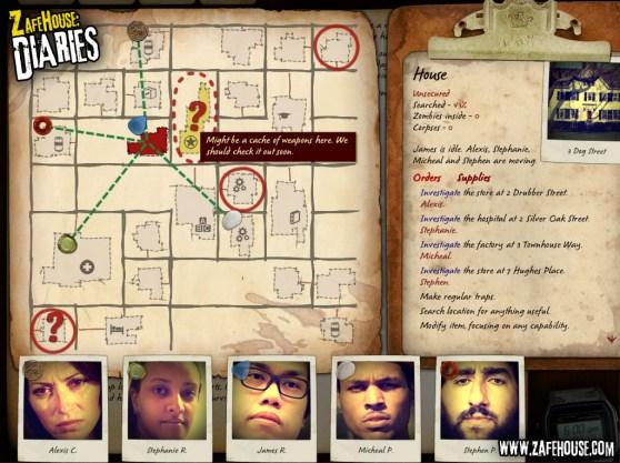 Zafehouse Diaries