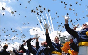 Air Force Academy graduates