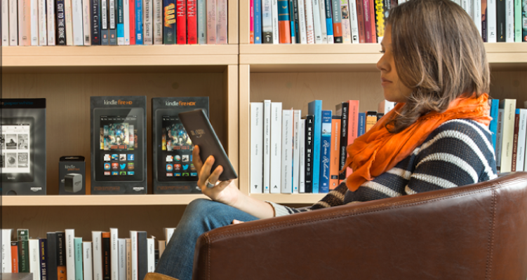 Amazon to launch 'Kindle Unlimited' ebook subscription service for