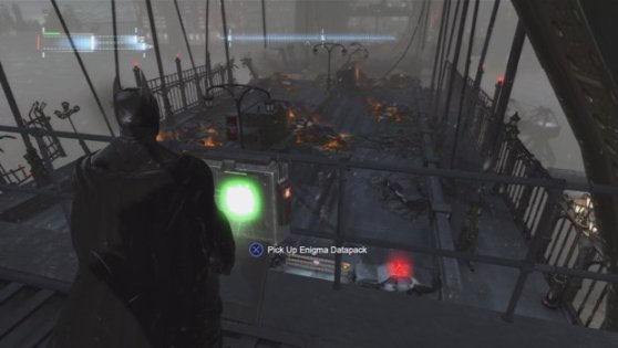 Batman: Arkham Origins Helicopter Case