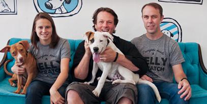 barkbox cofounders