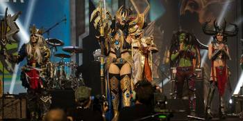 Lost in a Blizzard: An outsider's view of BlizzCon 2013