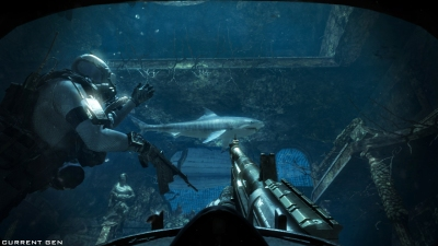 Call of Duty: Ghosts isn't as good as last year's Black Ops II -- or