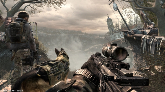 San Diego isn't in good shape in Ghosts.