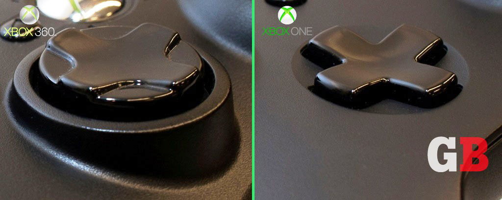 The Xbox One controller: What's new with the analog sticks and D-pad