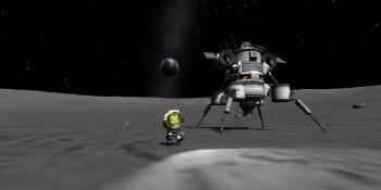 Kerbal Space Program brings its NASA-simulating fun to Xbox One