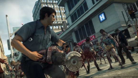 Dead rising 3 is the xbox ones gigantic though bizarre and dead rising 3 is the xbox ones gigantic though bizarre and simplistic step into the next generation review update malvernweather Gallery