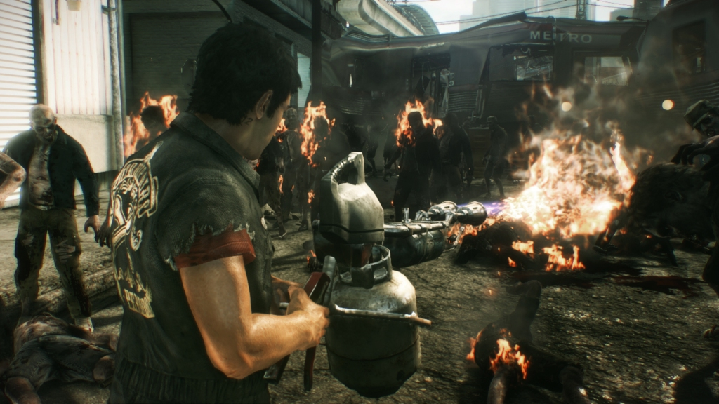 Making weapons is Dead Rising 3's most addictive gameplay hook