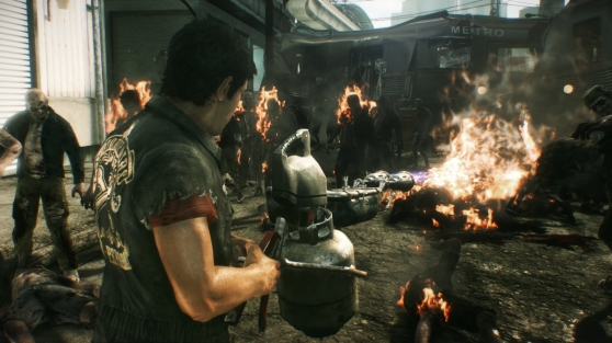 Making weapons is Dead Rising 3's most addictive gameplay hook.