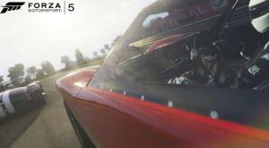 Forza Motorsport 5 window closeup