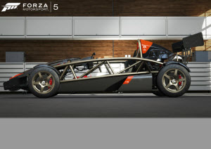 Forza Motorsport 5 side view