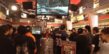 Evolving with the times: GameStop experiments with new tech to keep customers in stores