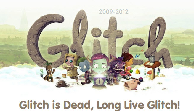 Glitch will live on in the public domain.