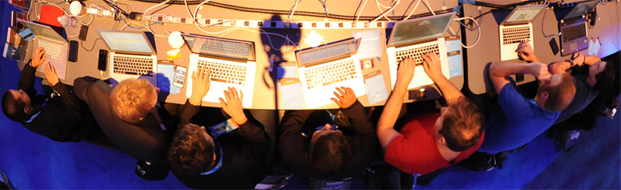 hacker-table