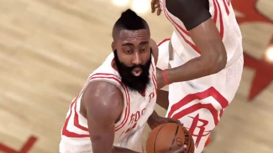 NBA Live 14 looks next-gen, but NBA 2K14  is life-like, visually.