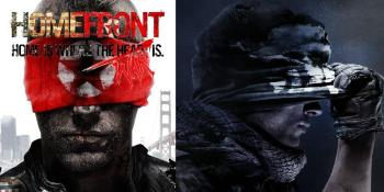 Call of Duty: Ghosts is a rip-off of the game Homefront and film Red Dawn