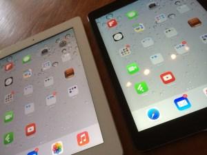 iPad Air iPad 2