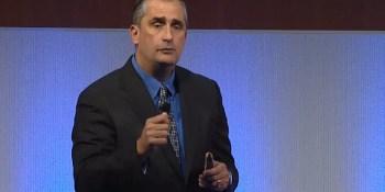 Intel promotes 8 executives, but its upper ranks aren't more diverse