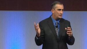 Intel CEO Brian Krzanich