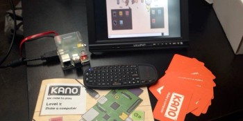 Kano launches Kickstarter for a PC kit that anyone can assemble into a computer