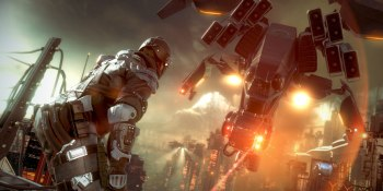 Killzone: Shadow Fall is a gorgeous, average soldier in the PS4's launch unit (review)