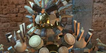 PS4 platformer Knack is a fun adventure that fails to think big (review)