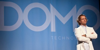 With Domo, data maven Josh James wants to give executives a powerful dashboard