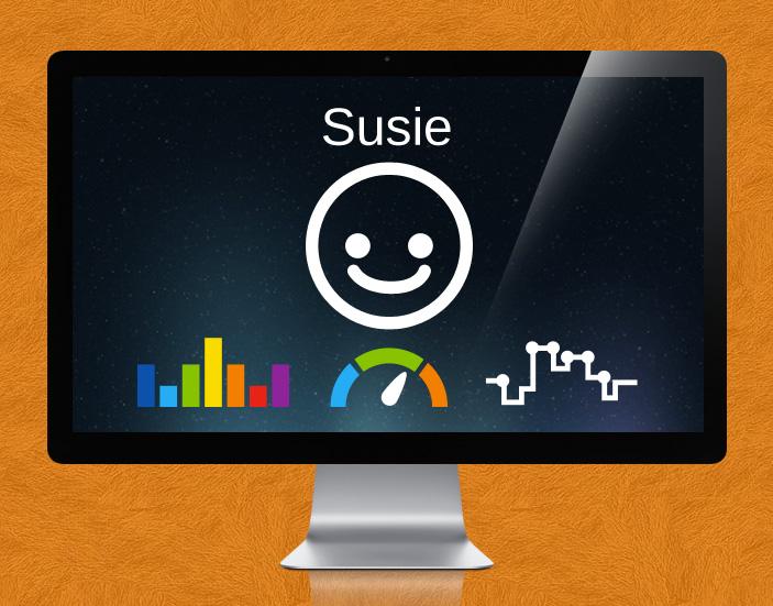 Looks like little Susie is doing just fine