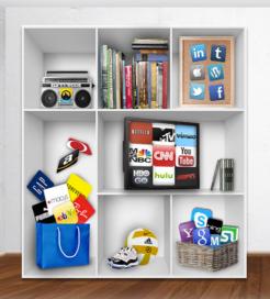 mywebroom bookshelf