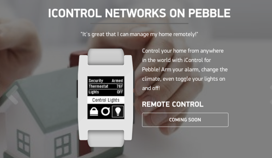 pebble-icontrol