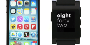 Somehow, Pebble is making a better smartwatch than gadget giants like Samsung and Sony