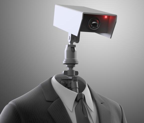 robot spy