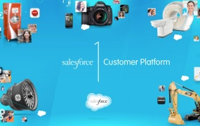 Salesforce1 offers tools for developers to build connected devices