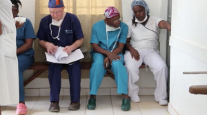 Dr. Maggi first visited Sierra Leone in 2002. In his career, he has delivered almost 15,000 babies.