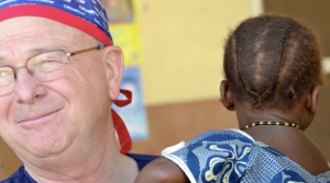 Dr. Darius Maggi in Sierra Leone