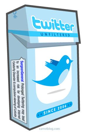 Twitter cigarettes