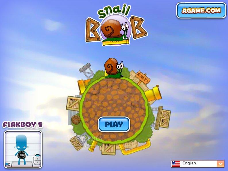 Snail Bob Puzzles Game - Puzzle Games - GamesFreak