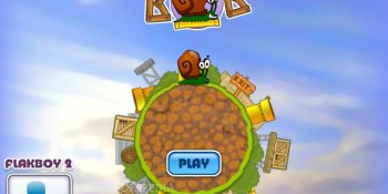 Hunter Hamster Studio adapting its Snail Bob series to HTML5 in collaboration with Spil Games