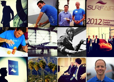 The faces of Surf Air