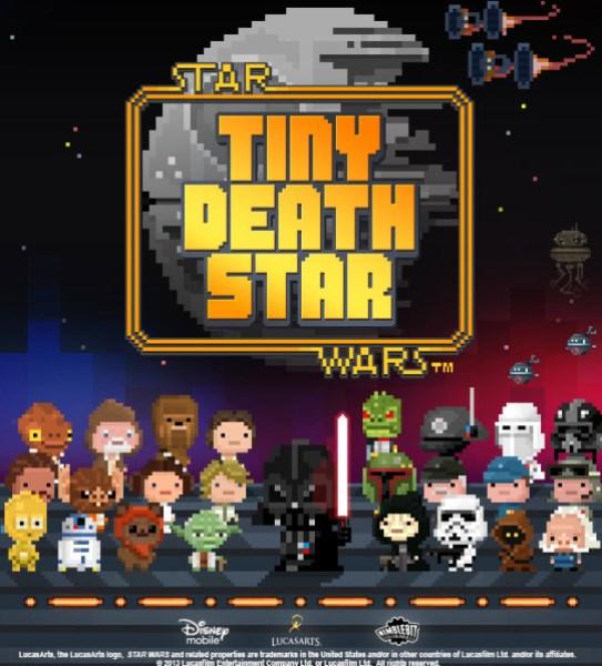 Tiny Death Star from Disney