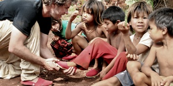 TOMS launches online retail marketplace to give back more than shoes
