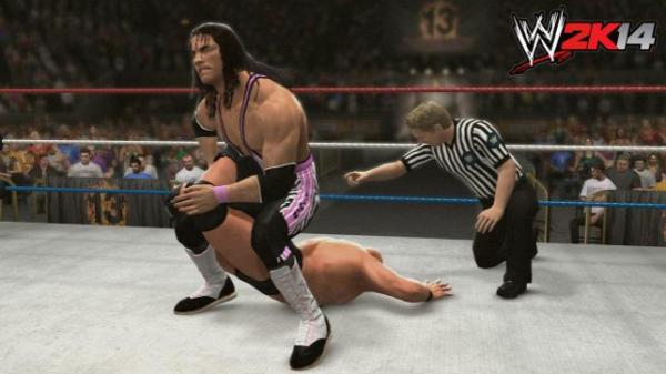 30 years of Wrestlemania saves WWE 2K14 from smelling like